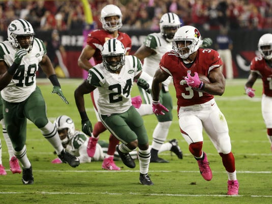 Jets vs Cardinals 2016