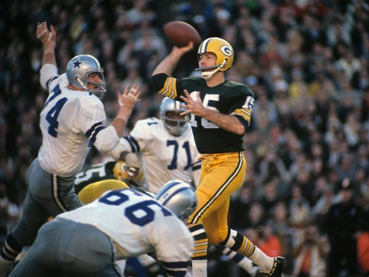1966 NFL Championship Game - Green Bay Packers vs Dallas Cowboys - January 1, 1967