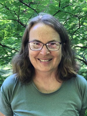 """Sally Cook, an Ionia native, released """"The Reawakened Forest"""" in November. The book is the final volume of her fantasy trilogy. It is published by StoryWeaver Press under the pen name Sally Stout."""