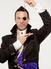 Magician Jason Andrews, March 30, part of Festival of Illusions