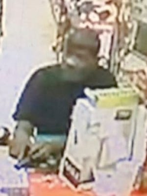 Hattiesburg police are looking for this man, whom they believed robbed a convenience store on Broadway Drive.