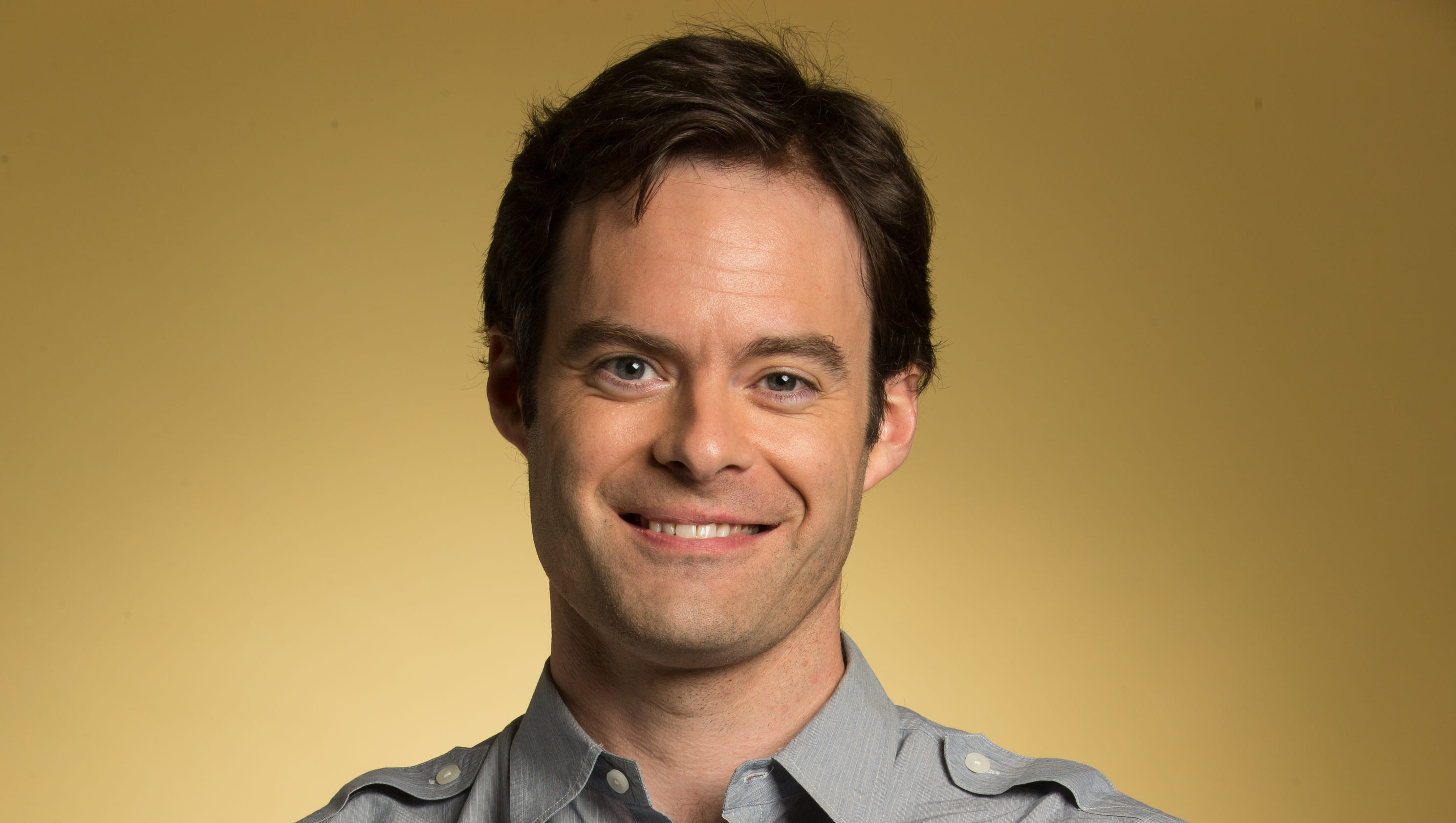 Bill Hader To Play Hitman In Hbo Comedy Series