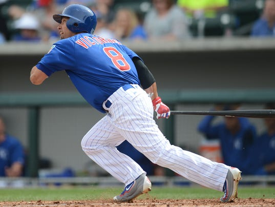 Shane Victorino Not Giving Up On Baseball With The Iowa Cubs