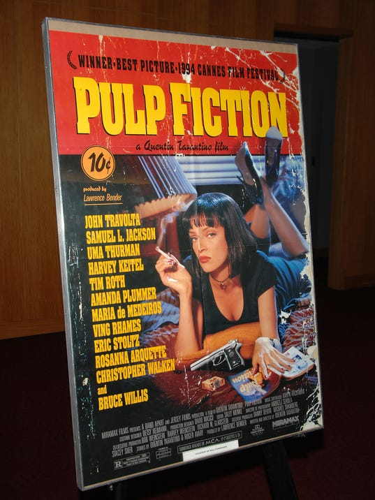 "AMPAS Screens ""Pulp Fiction"" As Part Of It's Great To Be Nominated Series"