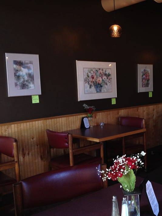 Towpath Cafe interior 6