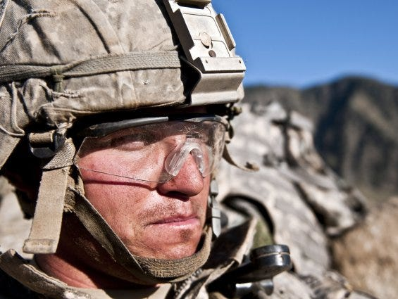 Army releases new, longer list of approved eye pro