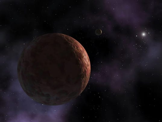 Sedna dwarf planet