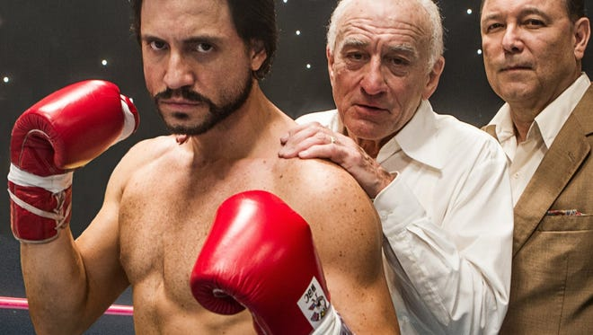"""The movie """"Hands of Stone"""" opens in El Paso theaters this week."""