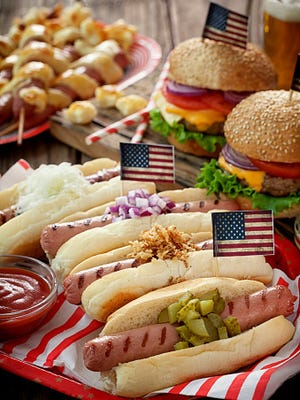 Pennsylvanians have another reason to celebrate this Independence Day: their cookout is costing 44 cents less than the national average.