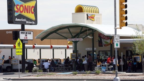 Sonic Drive-In locations in Louisiana recently introduced