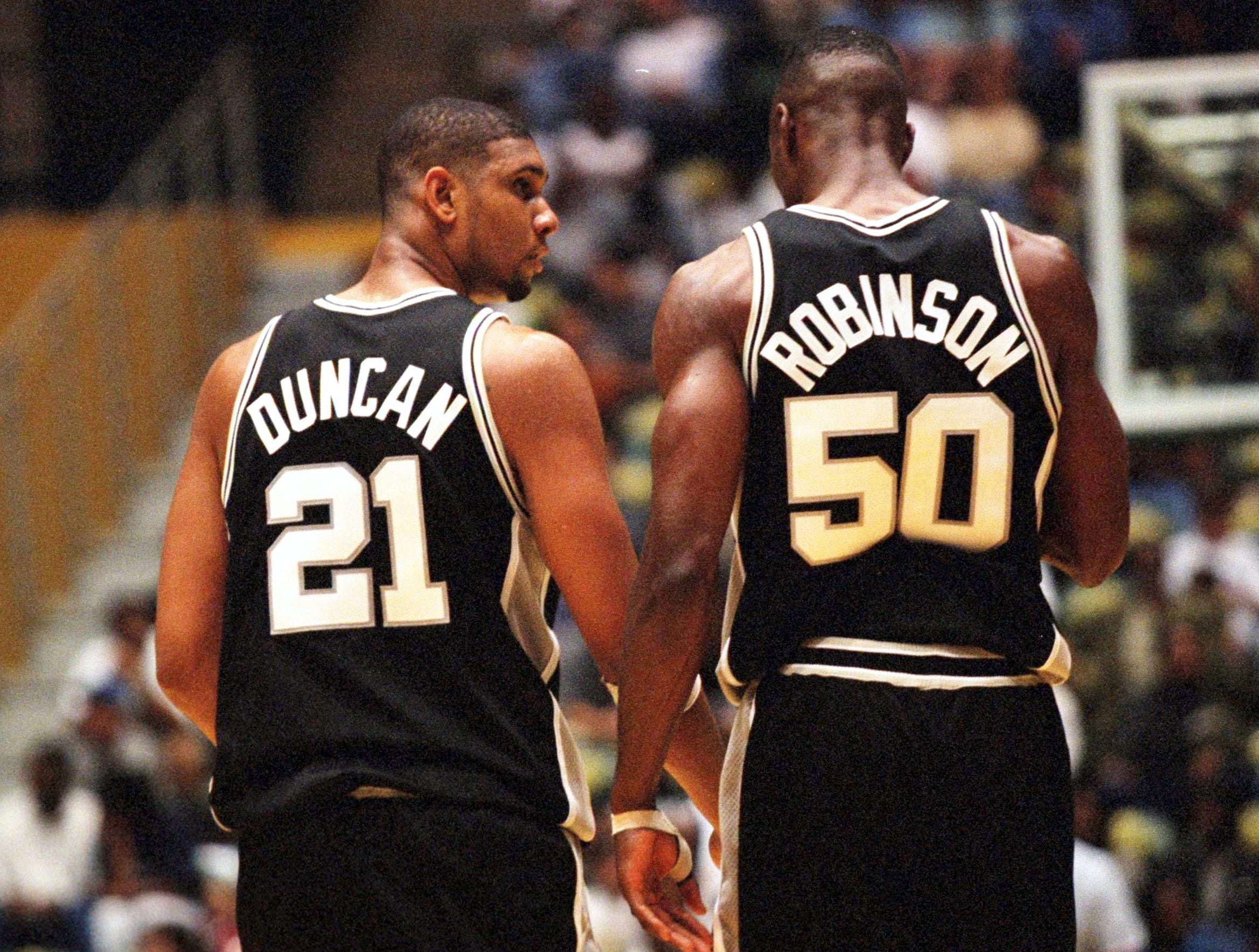 Tim Duncan: A timeline of a legend