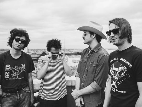 The Technicolors will be at Lost Lake Festival 2018