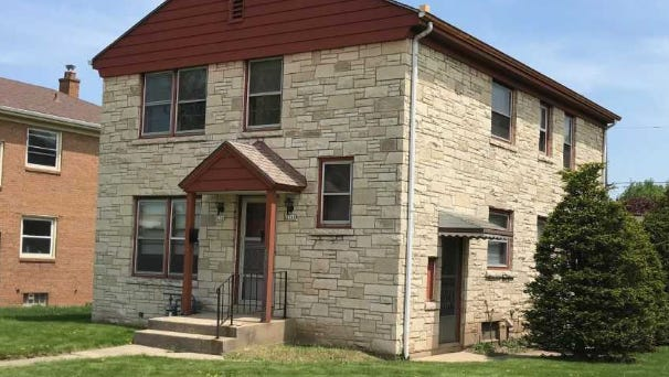 A duplex on 60th Street was where two of three attempted burglaries took place near Lincoln Avenue.