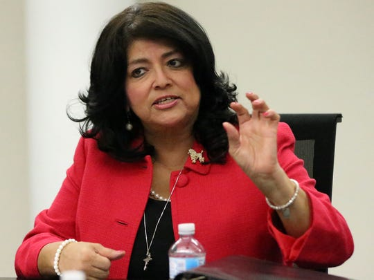 Norma Chávez was a candidate for the 16th Congressional District of Texas seat.