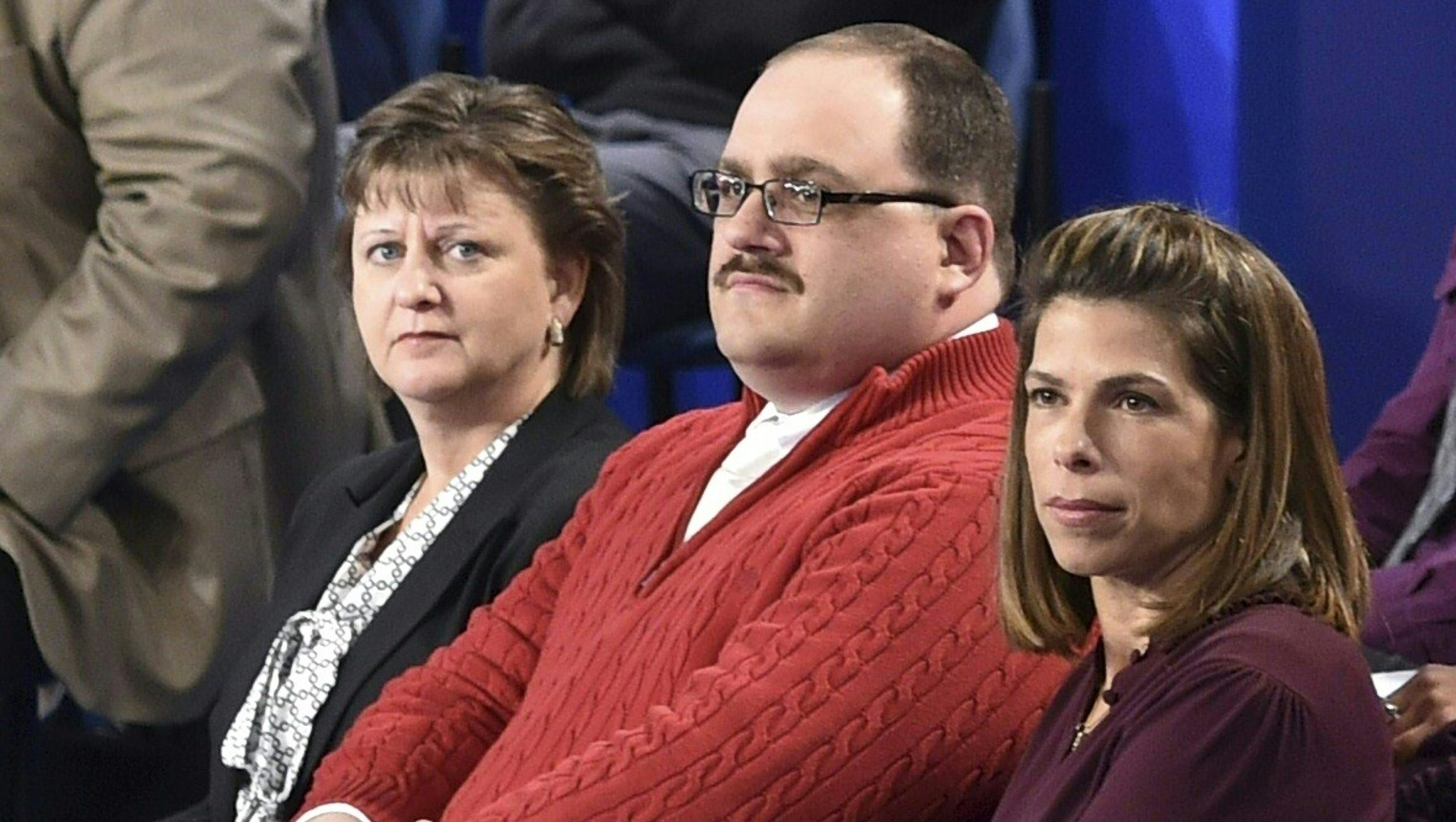 Ken Bone and his red sweater will be covering debate for Jimmy Kimmel