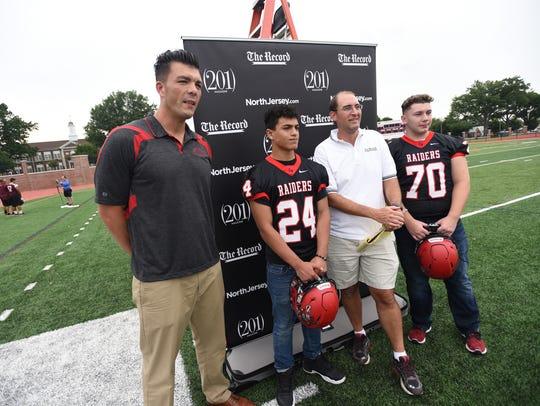 The Record high school sports columnist Darren Cooper