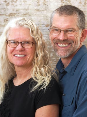 Peter and Tracy Flucke
