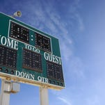 Local scoreboard for Sunday, Feb. 18