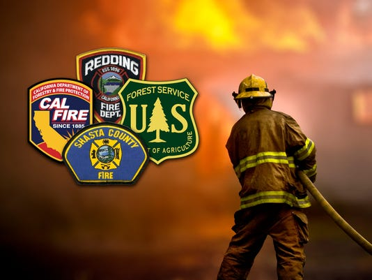 #stockphoto - fire fighter agencies