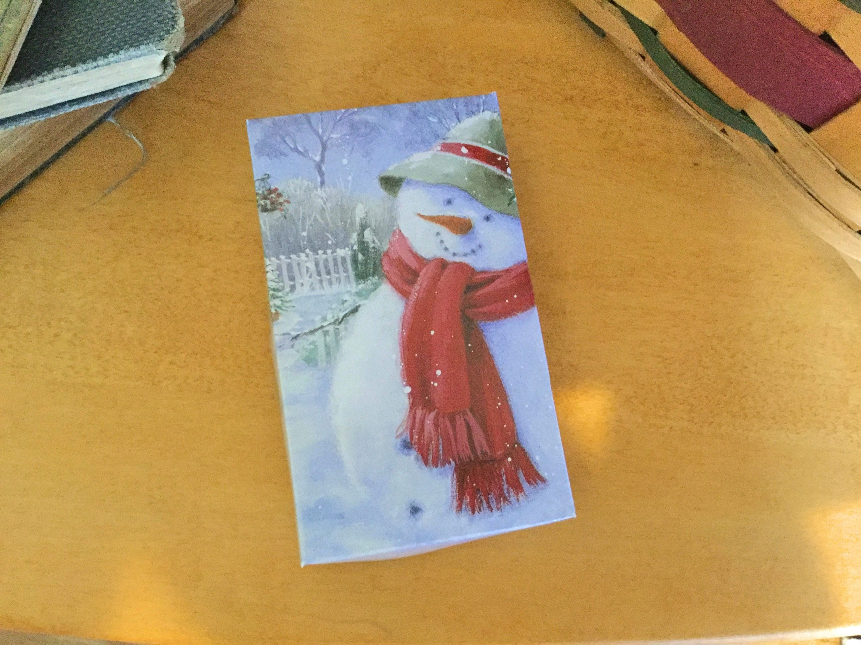 Used christmas cards st judes