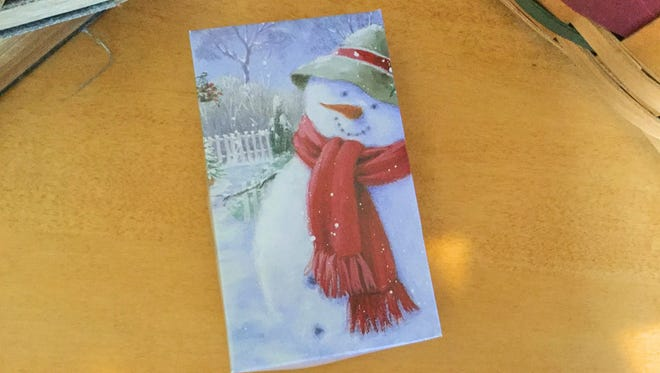 SmART!, a local thrift shop that sells donated art and craft supplies, is accepting used greeting cards.