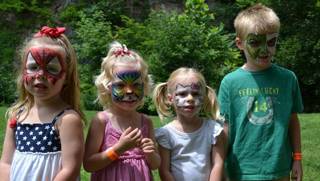 The historic Red Mill in Clinton will host Kids Day on Aug. 6 with a variety of fun for families to enjoy, including face painting, a moon bounce, crafts, and ice-cream making.