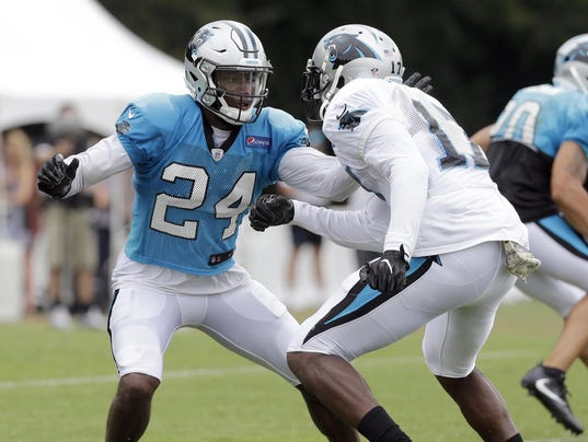 James Bradberry,Devin Funchess
