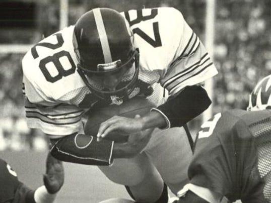 Phil Blatcher Iowa Wisconsin 1981