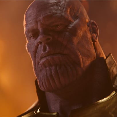 Thanos (Josh Brolin) comes to Earth looking for Infinity