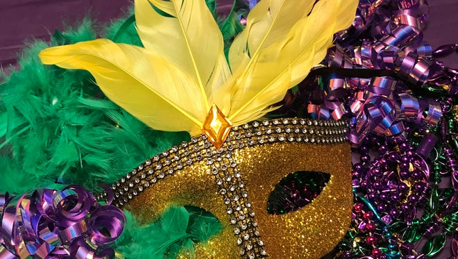 The revelry of Mardi Gras will take place in a variety of El Paso bars and locales.