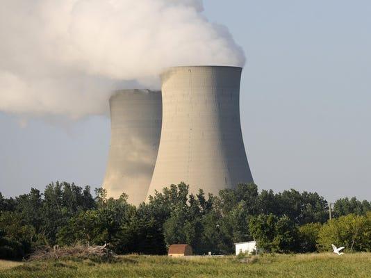 Fermi Nuclear Power Plant