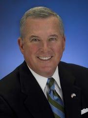 Garrett Richter, Naples banker and former state senator