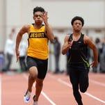 McQuaid sprinter, jumper Noah Williams is indoor track Athlete of Week