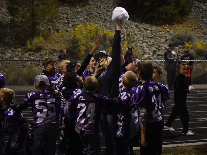 Spanish Springs takes on McQueen during their football