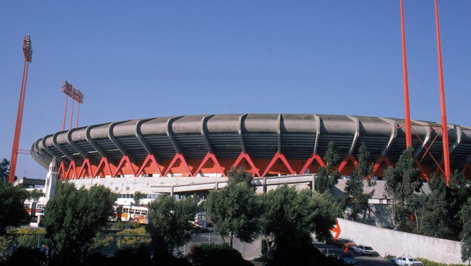 San Francisco's Candlestick Park was home to the 49ers for 43 seasons.
