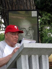 Tony Virgilio, who died in 2015, devoted years to promoting