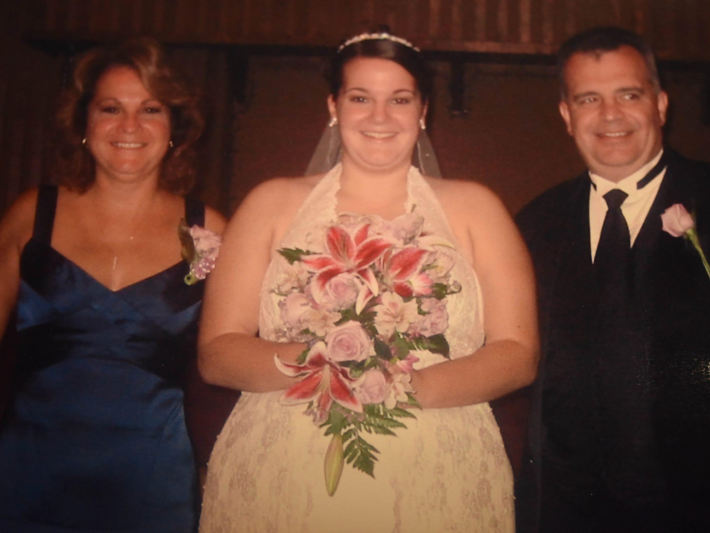The body of Jody Rilee Wilson, the daughter of Roxbury