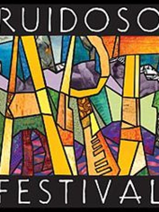 Ruidoso Art Festival logo
