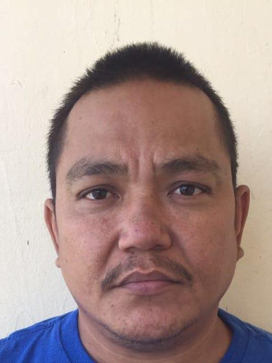 Mandana arrest Jesse Meno