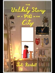 """""""The Unlikely Story of a Pig in the City,"""" by Jodi"""
