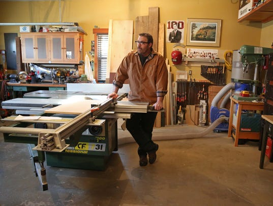 Finney How A Woodworker Struck Gold With Pinterest