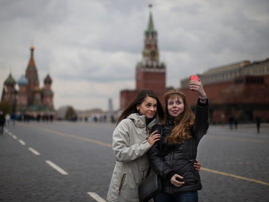 AP RUSSIA SAFE SELFIES I FILE RUS