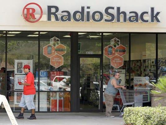 Earns Radio Shack
