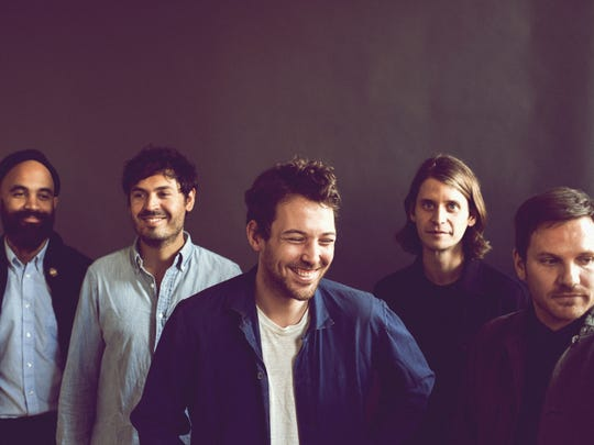 Seattle indie-rockers Fleet Foxes perform May 26 at Shelburne Museum.