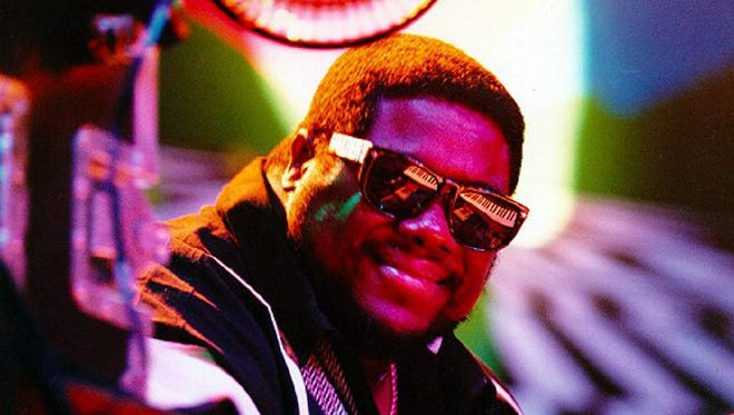 """Melvin Seals performs for """"Feast for the Holidays,"""" on Sunday."""