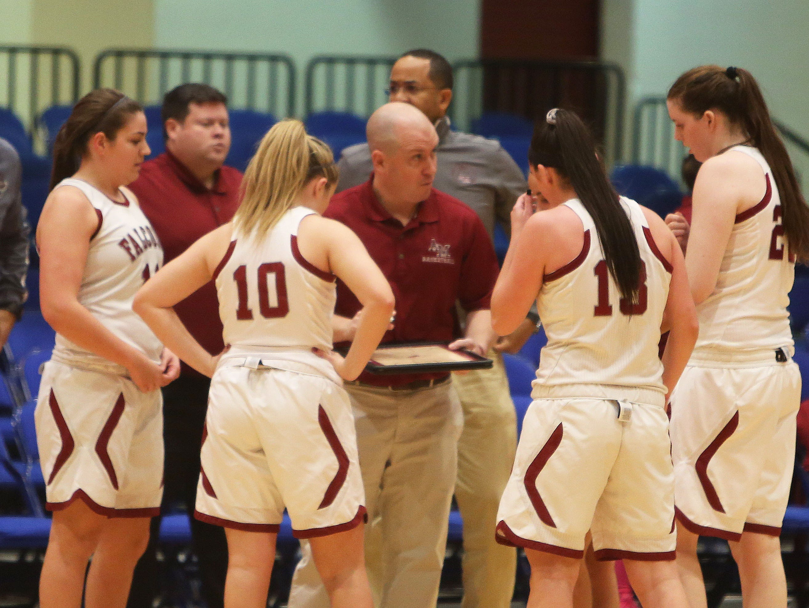 Abertus Magnus girls basketball will compete in Class AA for the first time in program history this season.