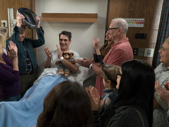 """Modern Family"" celebrates its milestone 200th episode."