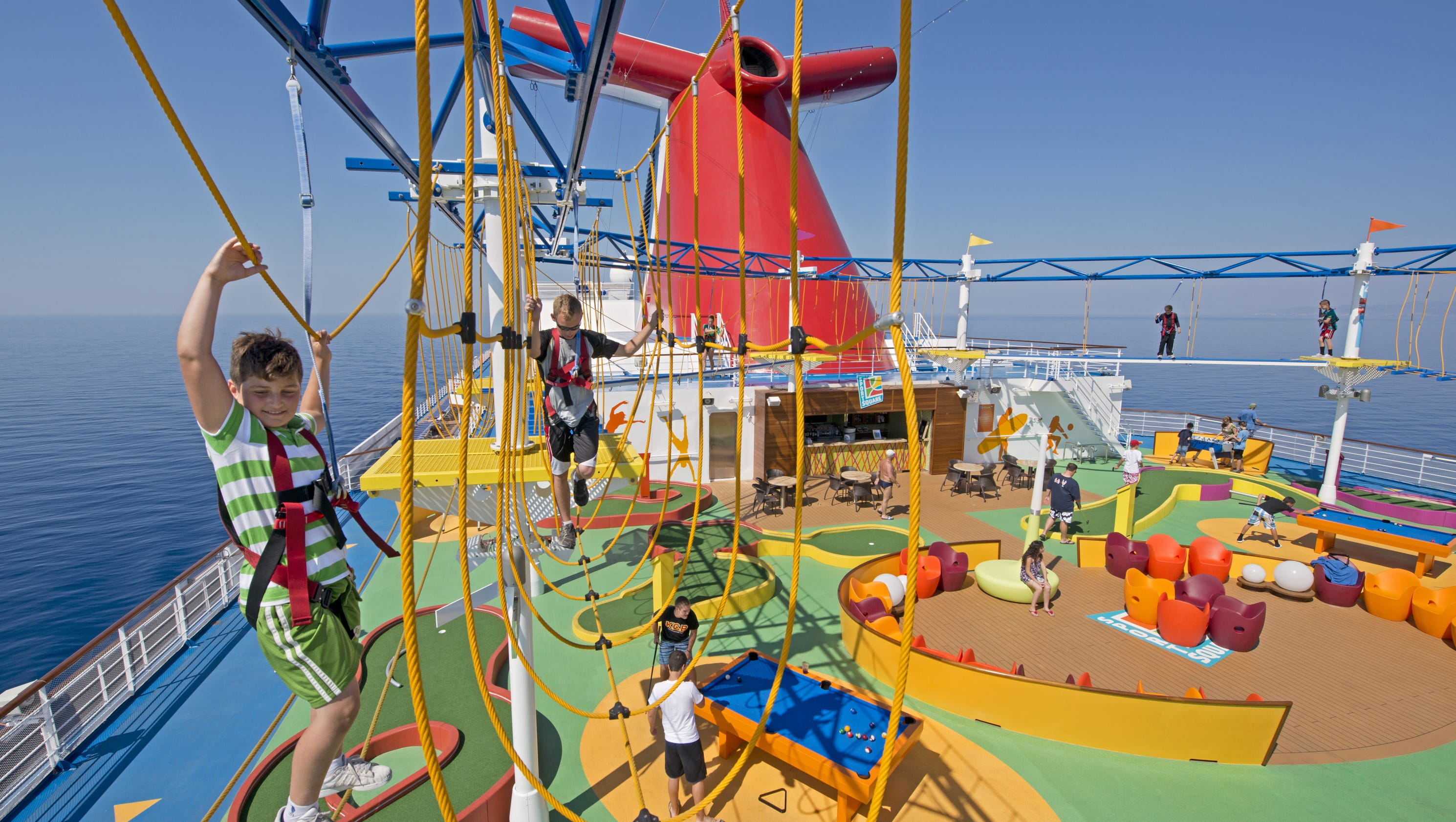 Carnival Bringing Breeze To Port Canaveral