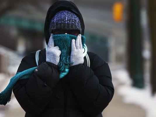 Wind Chill Advisory Issued Until Tuesday