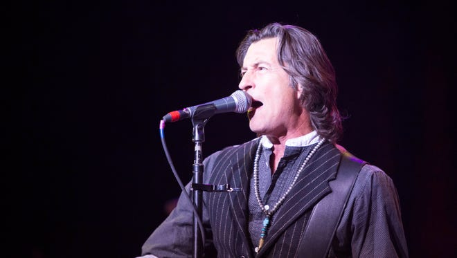 Roger Clyne of Roger Clyne and the Peacemakers perform at Talking Stick Resort, December 26th, 2014 in Scottsdale, Ariz.